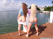 Karen Fisher and Nikki Stone, These 2 ladies have monster asses