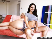 Julie Cash & Ava Addams. Those 2 landowners have got crazy hawt..