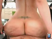 A selection of photos of big and thick asses. Amateurs show their..