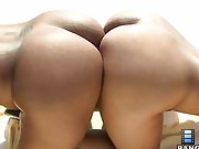 Good large booties of Cocoa and Ms.Desire. These 2 ladies have lots..
