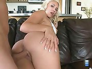 Summer & Lori Brook's are both scorching hot, 2 huge big asses, and..
