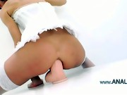 anal,ass,babe,dildo,monster cock