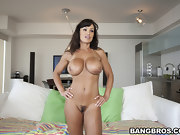 From her huge tits to her overweight ass Lisa Ann has been screwing..