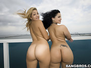 Puerto Rican Phat Asses