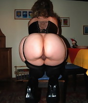Aged Ass - Large collection of mommys booties photos!