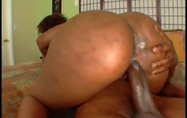 hot babe with fat ass receives fucked