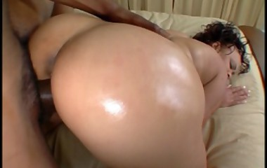 horny big booty latin slut gets fucked