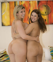 2 bubble big butts