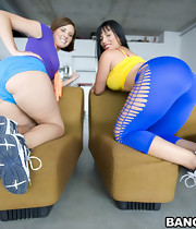 Gorgeous cutest giant asses