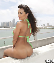 From her huge tits to her phat ass Lisa Ann has been screwing her way to the top for decades.
