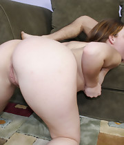 white apple booty getting nailed